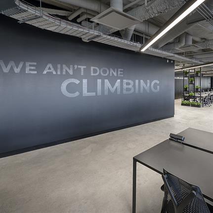 Oktra design British Gymshark's first North American HQ
