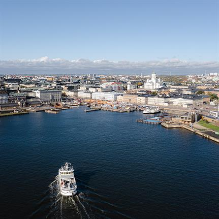 City of Helsinki launches competition to transform harbour