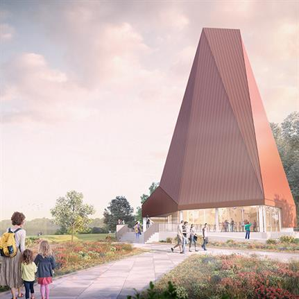 Peterborough City Council approve Glenn Howell Architect's activity centre