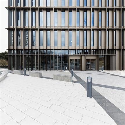 Sustainable new facility completed for the University of Warwick