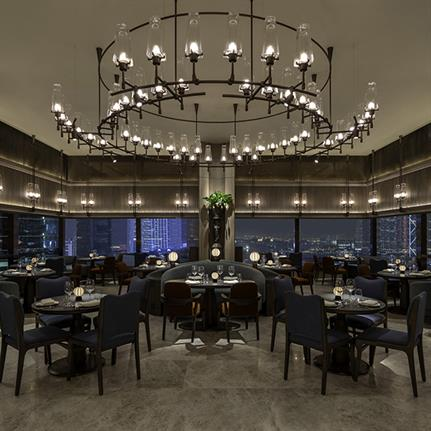 André Fu Studio launches Salisterra a decade after Hong Kong's The Upper House