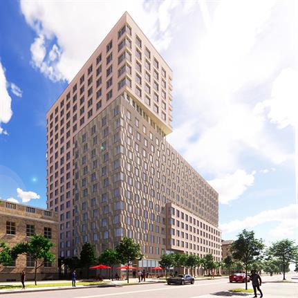Magnusson Architecture and Planning's quadruple win in NY competition