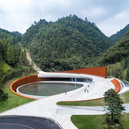 2019 WAN Awards: The Site Museum of Loushanguan Battle - TONGJI ARCHITECTURAL DESIGN (Group) Co., Ltd.