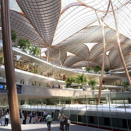 Shenzhen Transport Hub competition winners announced