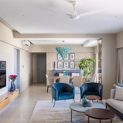 The Jardin Home: Quirk Studio's residential retreat in Mumbai