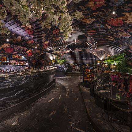 Sechser: Heterotopic Nightclub by Söhne & Partner Architects in Austria
