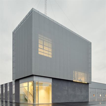 IDOM design Spain's efficient new Fire Station No. 4