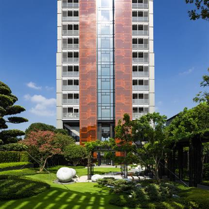 2019 WAN Awards: ONE PARK TAIPEI - YUAN LIH CONSTRUCTION CO.,LTD