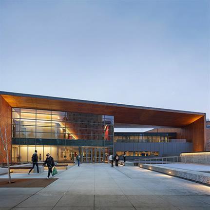 2021 WAN Awards entry: Eastern Washington University, Pence Union Building - Perkins&Will