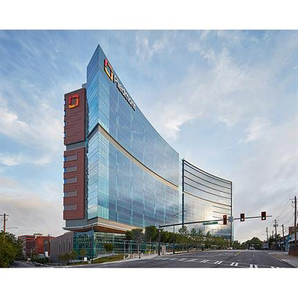 2021 WAN Awards entry: Marcus Tower at Piedmont Hospital - HKS