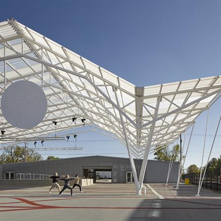 2021 WAN Awards entry: Railyard - Ross Barney Architects