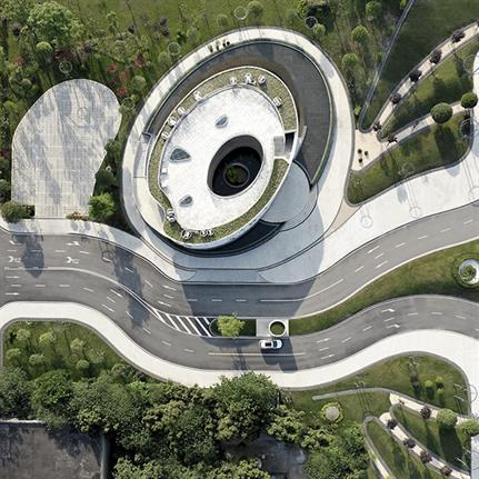 2021 WAN Awards entry: Chengdu Jingkai White Building - CROX