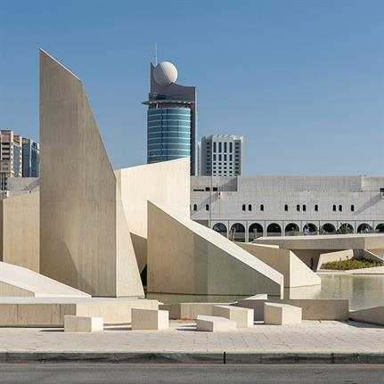 2021 WAN Awards entry: Al Hosn Site - DCT Abu Dhabi