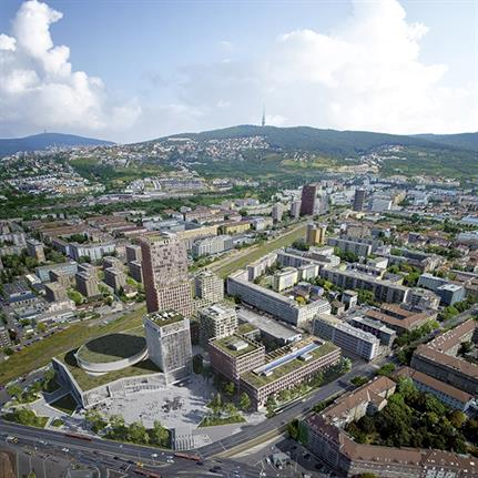 Slovakia's New Istropolis enters new phase in urban renewal master plan