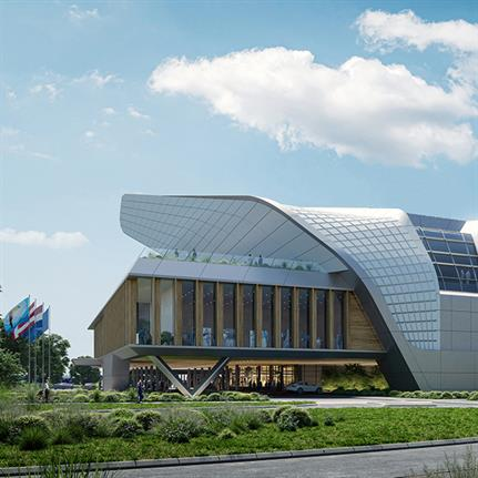 UNStudio in winning consortium for the new Congress Centre in the Netherlands