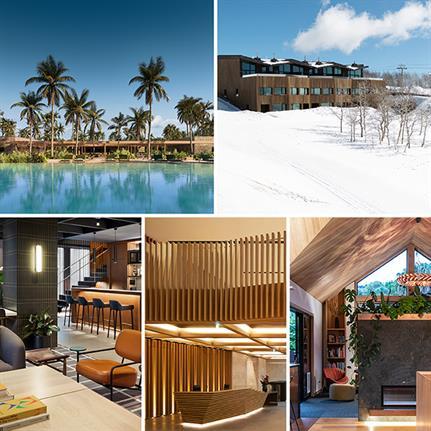 June interiors: Patina Maldives' biophilic design, Manhattan's mid-century member's club and London 14 storey office building