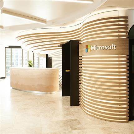 2019 WIN Awards Entry: Microsoft Technology Centre - Tom Mark Henry