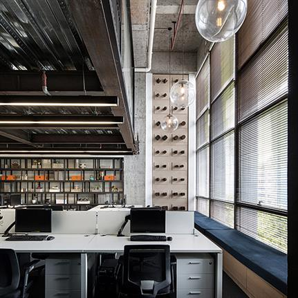 2019 WIN Awards: Matrix Office - Matrix Design