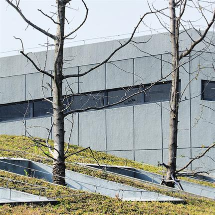 2019 WAN Awards: Designing for Hiding:Suzhou Dongtaihu Lake Warehouse for Flood Control - Tus-Design Group Co., Ltd