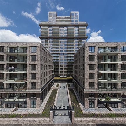 2019 WAN Awards: Xavier - Amsterdam Zuidas - KENK architecten BV