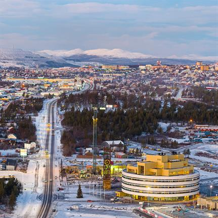 2019 WAN Awards: Kiruna City Hall - Henning Larsen