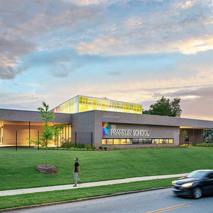 2019 WAN Awards: The Franklin School - Early Learning Center - RDG Planning & Design