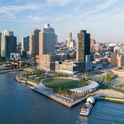 2019 WAN Awards: Hunter's Point South Waterfront Park - SWA/BALSLEY and WEISS/MANFREDI