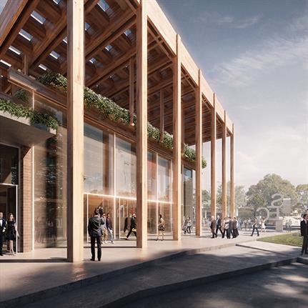 2019 WAN Awards: Sutherland Entertainment Centre - CHROFI  + NBRS Architecture