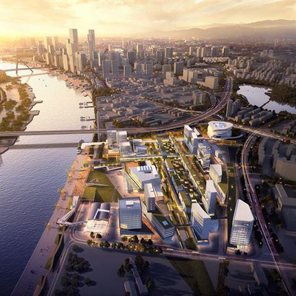 2019 WAN Awards: Ningbo Creative Ports - One Design