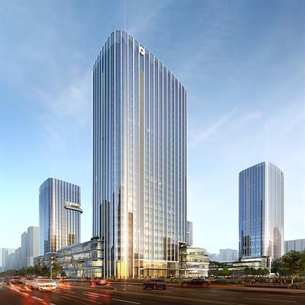 Breaking new ground in Guangzhou's CBD