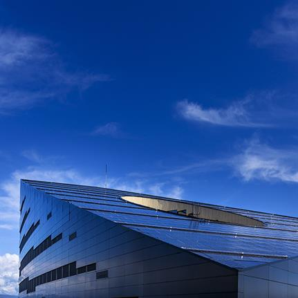 World's most northernmost energy-positive building wins BREEAM Outstanding certification