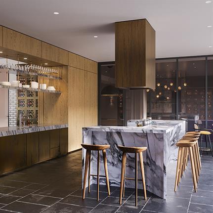 Brooklyn resort style luxury