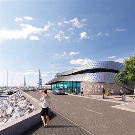 Edinburgh Marina Waterfront Technology Hub set to create 450 new jobs