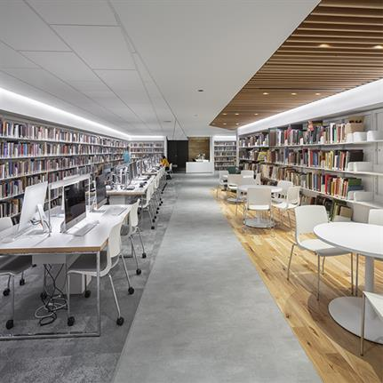 Lemay and LumiGroup resurrect 1958 Library