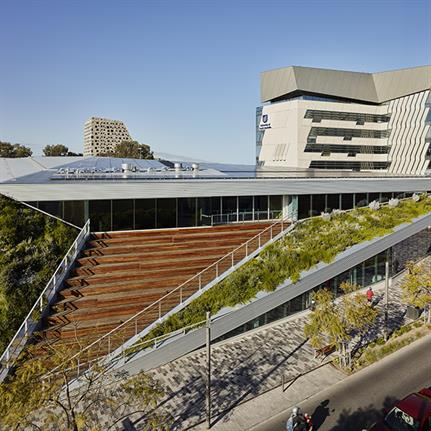 The universal benefits of a South Australian university's new addition