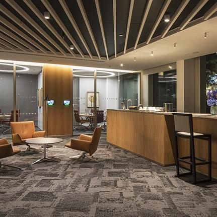 Fidelity International's lights work for its user's WELL being