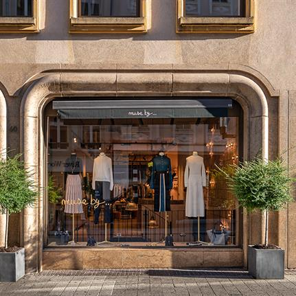 British Michaelis Boyd's 'Muse By…',  Luxembourg's luxury retail boutique
