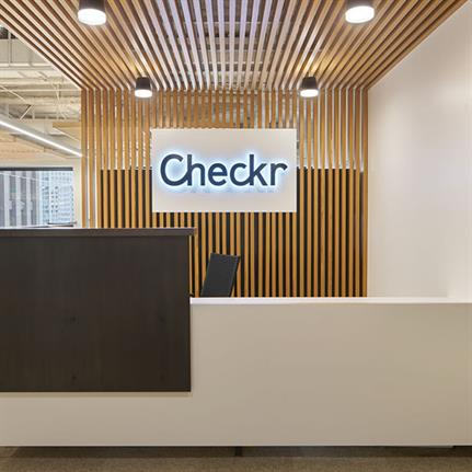 Final phase in Checkr's HQ workplace design completed
