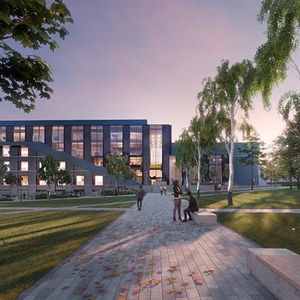 Feilden Clegg Bradley Studios to work on Plymouth University's carbon-neutral facility