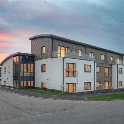 Sheltered Housing development recognised at Inside Housing Development Awards 2019