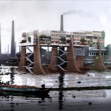 HKS brick kiln development awarded for reviving polluted Bangladeshi river