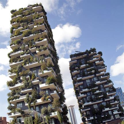 Bosco Verticale: one of the most iconic skyscrapers of the last 50 years