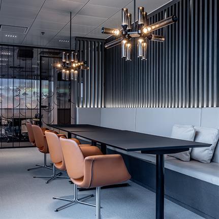 Magu design for Aker BP's new onshore collaboration center