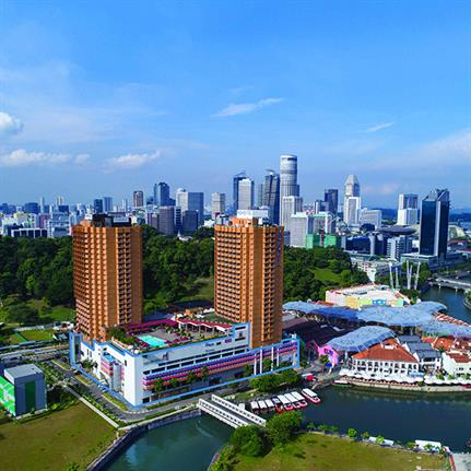 Timely rejuvenation of mature assets to complement revitalisation of the Singapore River planning area