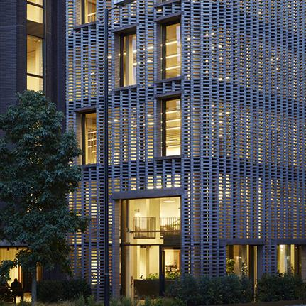 dMFK transforms London 80's office into The Office Group's largest building