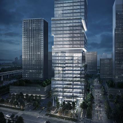 Jaeger Kahlen Partner announced as joint winner in the competition for Shenzhen tower