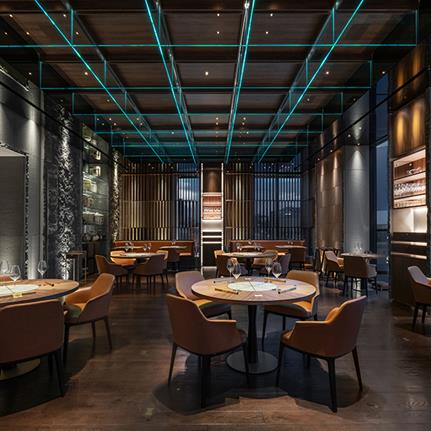 Japan in IYO Aalto Milanese restaurant