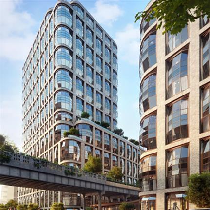 Related Companies launch sales at NY landmark development Lantern House