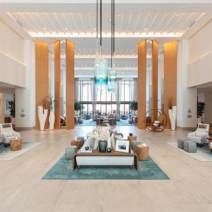 Godwin Austen Johnson complete Downtown Vida's first hotel