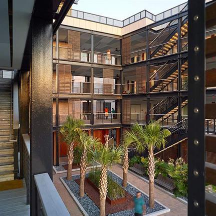 Williams Terrace Senior Housing - Charleston, South Carolina